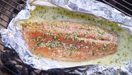 Alaska Sockeye Salmon Grilling Tips