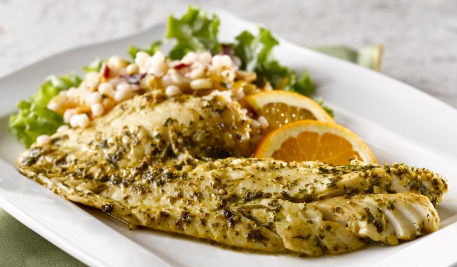 Alaska Rockfish Charmoula