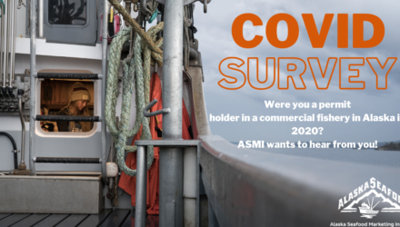 ASMI Launches Two Surveys to Measure COVID Impacts to Alaska Seafood Industry