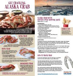 ASMI Crab One Sheet