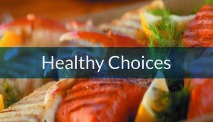 Alaska Seafood, A Healthy Choice