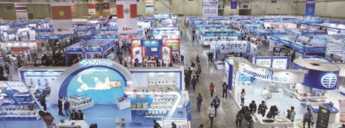Busan International Seafood Expo, Oct 31-Nov 2