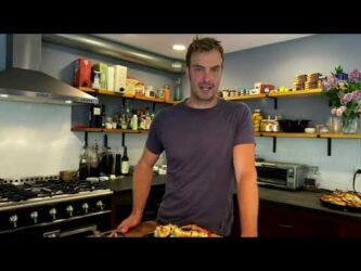 Chef Barton Seaver Educates About Delicious Surimi Seafood from Alaska