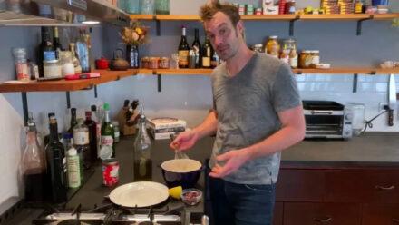 Chef Barton Seaver's Recipe Idea for Tonnato made with wild Alaska canned salmon