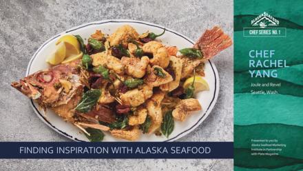 Chef Rachel Yang Cooks Fried Whole Alaska Rockfish