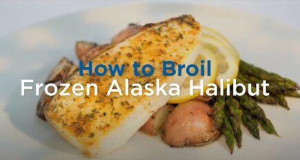 Cook it Frozen! Techniques - Broiling
