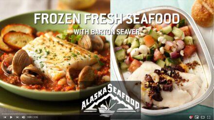 The Benefits of Frozen-Fresh Alaska Seafood
