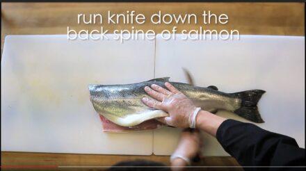 How to Fillet a Wild Alaska Salmon