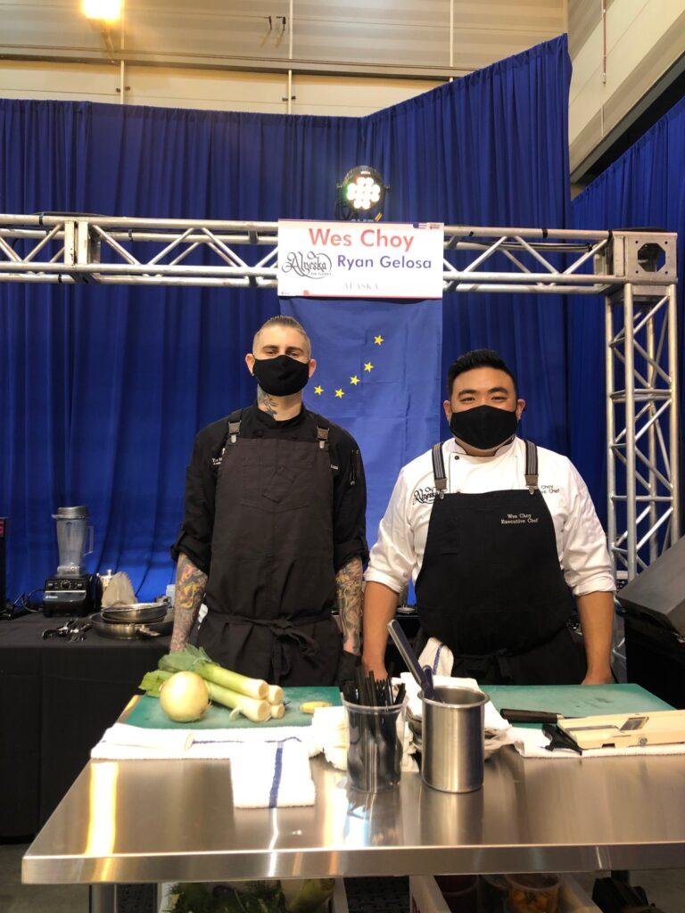 GASCO 2021 Alaska Chef