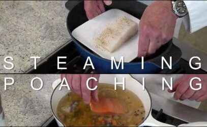 Chef John Ash Presents Poaching And Steaming Techniques
