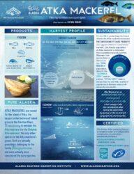 Atka Mackerel Fact Sheet
