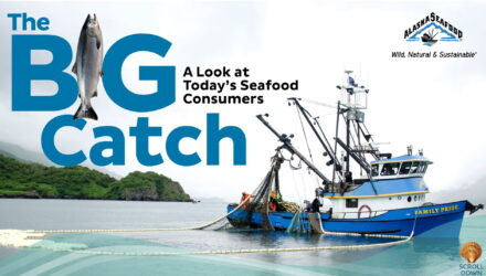 ASMI and Progressive Grocer: The Power of Seafood 2020