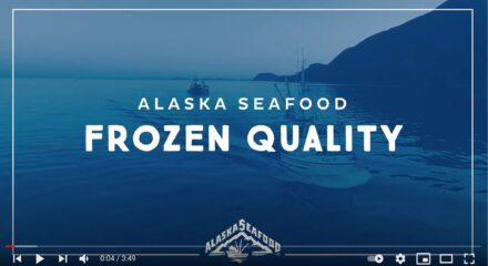 Frozen Quality in Alaska Seafood