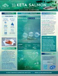 Keta Salmon Fact Sheet
