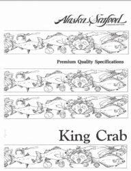 Premium Quality Guidelines for King Crab