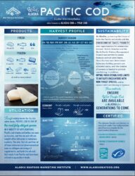 Pacific Cod Fact Sheet