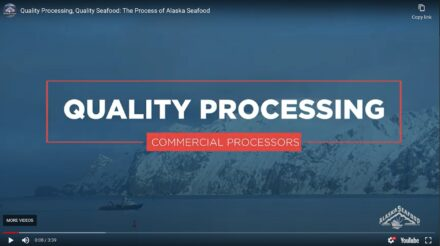 Quality Processing, Quality Seafood: