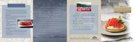 Sustainable Salmon Roe Brochure