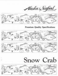 Premium Quality Guidelines for Snow Crab