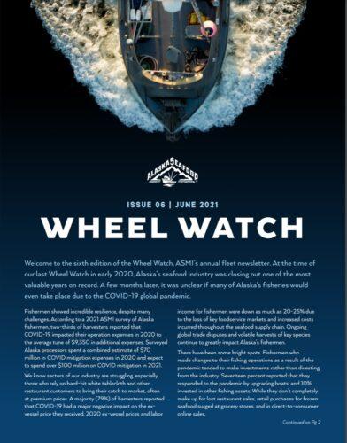 Wheel Watch Fleet Newsletter Volume 6